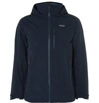 Patagonia Windsweep 2 Layer H2no Shell Jacket Navy