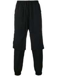 P.A.M. Perks And Mini Pam Odyssey Track Trousers Black