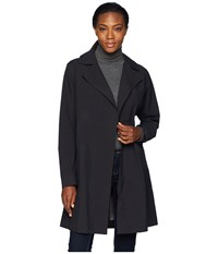 Arc'teryx Nila Trench Coat Black Coat