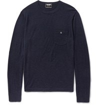 Todd Snyder Nyder Cahmere Weater Navy