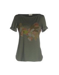 Bramante T Shirts Military Green