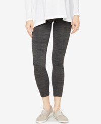 A Pea In The Pod Skinny Maternity Leggings Grey