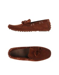 Brunello Cucinelli Footwear Moccasins Men Brown