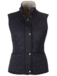 Barbour Liddesdale Quilted Gilet Navy