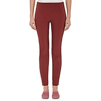 The Row Women's Double Stretch Twill Cosso Pants Orange Red Orange Red