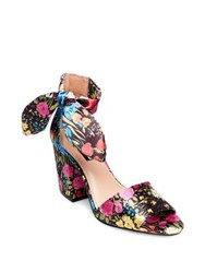 41c73d568c65 Design Lab Lord And Taylor Oni Floral Ankle Strap Sandals Floral Multi