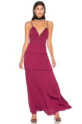 Majorelle Tyler Dress Wine