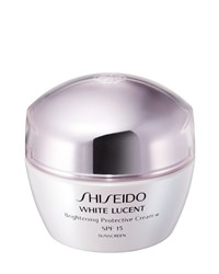White Lucent Brightening Protective Cream Spf 15 1.8 Oz. Shiseido