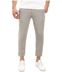 Publish Aaru Premium Brushed Twill Flannel On Ankle Fit Pants Grey Men's Casual Pants Gray