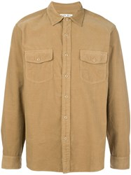 Alex Mill Ribbed Button Up Shirt 60
