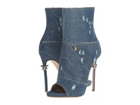 Dsquared Ankle Boot Denim