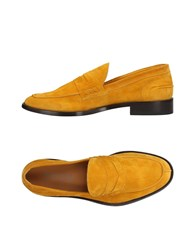Boemos Loafers Yellow
