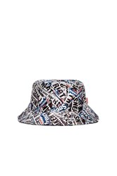 Staple Riot Bucket Hat Black