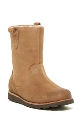 Ugg Stoneman Genuine Sheepskin Lined Waterproof Boot Brown