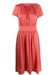 Calvin Klein Gathered Dress 60