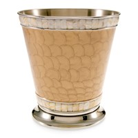 Julia Knight Classic Waste Basket Toffee