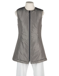 Aquarama Mid Length Jackets Grey
