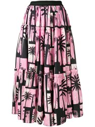 Fausto Puglisi Gonna Skirt Pink