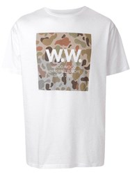 Wood Wood Ww Square Relaxed Fit T Shirt 60