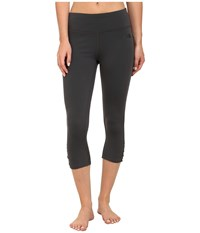 The North Face Motivation Crop Legging Asphalt Grey Women's Capri Gray