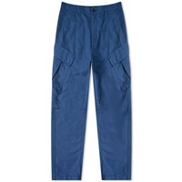 Stone Island Shadow Project Tie Up Cargo Pant Blue