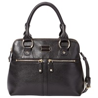 Modalu Pippa Small Grab Bag Black Pebble