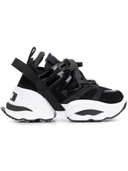 Dsquared2 Chunky Sneakers Black