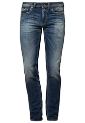 Gas Jeans Gas Albert Slim Fit Jeans Blue