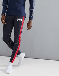 Helly Hansen Hh Lifa Active Pant In Blue Graphite Blue