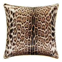 Roberto Cavalli Bravo Silk Bed Cushion 001 Brown