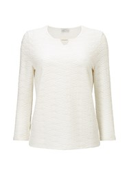 Eastex Rope Textured Top Neutral