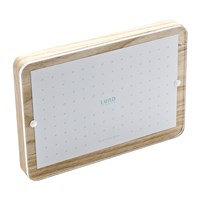 Lund London Nordic Curved Frame 4X6 Neutral