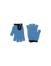 Jucca Gloves Pastel Blue
