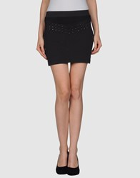 0051 Insight Skirts Mini Skirts Women Black
