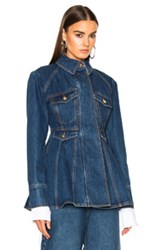 Ellery Pro Protest Jacket In Blue