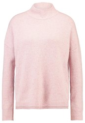 Whistles Jumper Pale Pink Rose