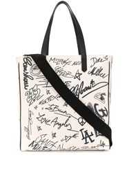 Golden Goose Natural Journey Tote Bag 60