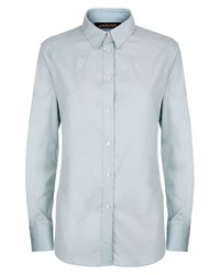 Jaeger Dart Detail Shirt Green
