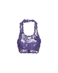 List Topwear Tops Women Purple