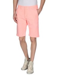Scotch And Soda Bermudas Salmon Pink