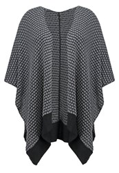 Evans Cape Black Grey
