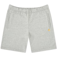 Carhartt Wip Chase Sweat Short Grey