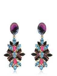 Erickson Beamon Girls On Film Earrings