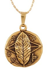 Alex And Ani Rulers Of The Woods Rowan Expandable Necklace Metallic