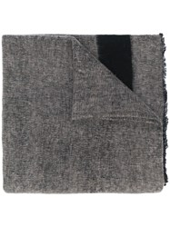 Denis Colomb Oversized Scarf 60