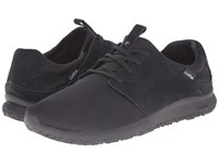 Cushe Getaway Black Black Men's Shoes