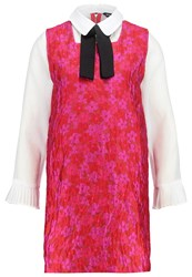 Sister Jane Candy Apple Summer Dress Red
