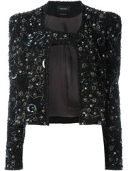 Isabel Marant Embellished Jacket Black