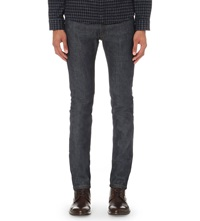 A.P.C. Slim Fit Tapered Jeans Indigo
