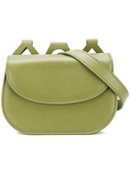 Me Moi Naomi Belt Bag Green